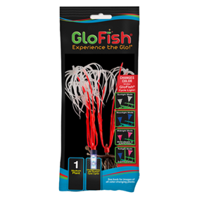 GloFish Color Change GloPlant Orange Medium I012878
