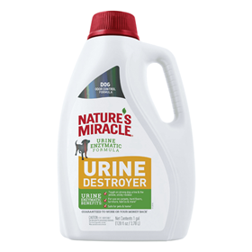 Nature's Miracle Dog Urine Destroyer 1 Gallon I014462