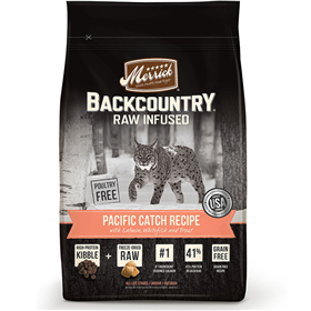 Backcountry Raw Infused Pacific Catch Recipe for Cats I014916b