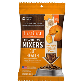 Nature's Variety Instinct Raw Boost Mixers Gut Health for Dogs I016512b