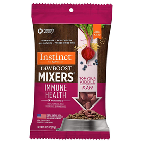 Nature's Variety Instinct Raw Boost Mixers Immune Health for Dogs I016514