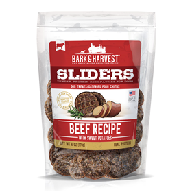 Superior Farms Pet Provisions Beef Recipe Sliders with Sweet Potatoes 6 oz I016902