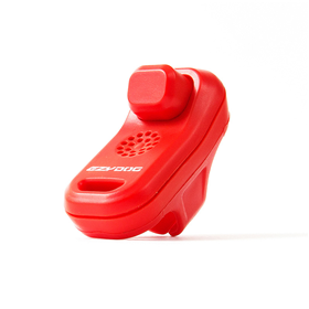 EzyDog Command Clicker Trainer for Dogs Red I017029