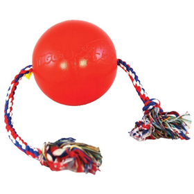 Spot Tuggo Dog Toy Red   I017219b