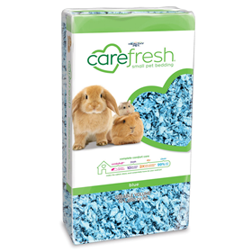 Carefresh Small Animal Bedding Blue 10 Liter I017361