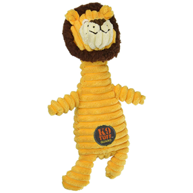 Charming Pet Squeakin' Squiggles Lion Dog Toy  I017709
