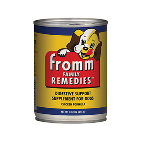Fromm Family Remedies Digestive Support Supplement for Dogs 12.2 oz. I018498