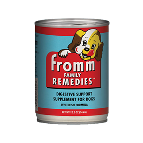 Fromm Family Remedies Digestive Support Supplement for Dogs 12.2 oz. I018499
