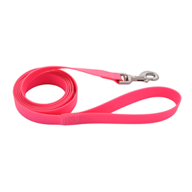 "Coastal Pro Waterproof Leash Fuscia 6' X 1"" I018714"