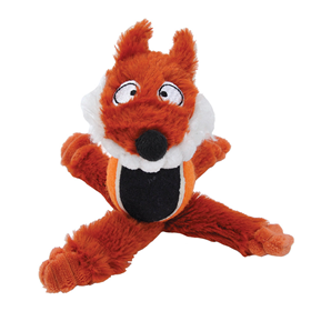 "Coastal Lil Pals Tennis Ball Plush Fox 6"" I018970"