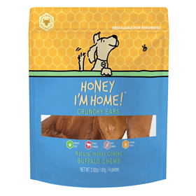 Honey I'm Home! Crunchy Ears 4 pk I019137