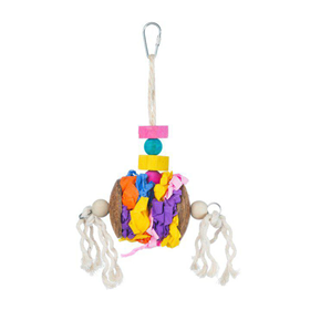 Prevue Pet Products Accordion Crinkle Bird Toy  I019199