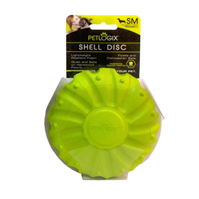 Petlogix Shell Disc Chew Toy for Dogs I019750b