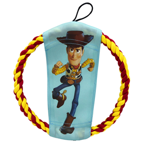 Hyper Pet Toy Story 4 Woody & Forky Rope Flyer I019990