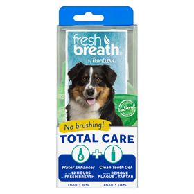 Fresh Breath by TropiClean Total Care Kit I021371