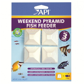 API Weekend Pyramid Fish Feeder Z01716300478
