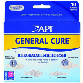 API GENERAL CURE POWDER 10 pack Z31716316015