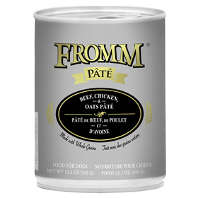 Fromm Beef, Chicken & Oats Pate